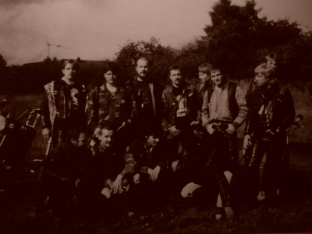 Clubbild aus dem Jahre 1986